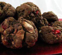 Chocolate Jubilee Cookies