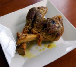 Cooking Tips - Braised Lamb Shanks