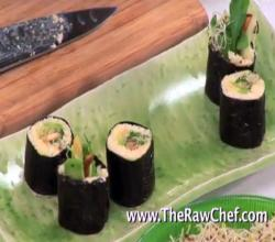 Raw Sushi - Part 2: Assembling