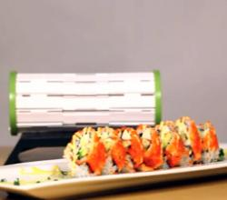 How to Roll Sushi Using the Sushi Kit?