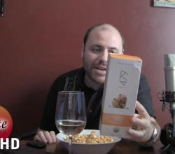 60 Second Taste Test For 479 Degrees Ginger Caramel Popcorn