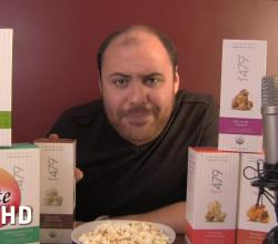 60 Second Taste Test For 479 Degrees Popcorn