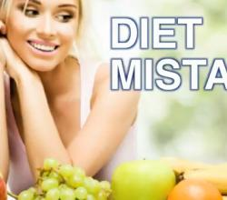 4 Diet Mistakes That Can Age You - Part 1