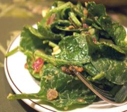 Spinach Salad: On the Side #14