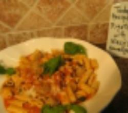 Rigatoni with Sausage- With Chef Ellie Espo
