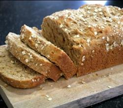 Hearty Oatmeal Bread