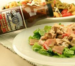 Budweiser Barbecue Chicken Salad