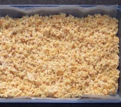 Butter Scotch Krispie Treats