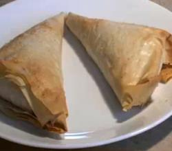 Apple Turnover For Kids