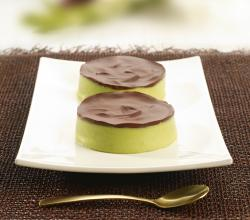 Avocado, Lime and Chocolate Parfait