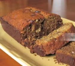 Moist Banana Bread With Coconut Recipe