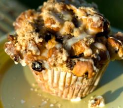 Blueberry Apple Muffin