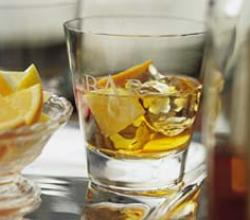 Bourbon Old-Fashioned