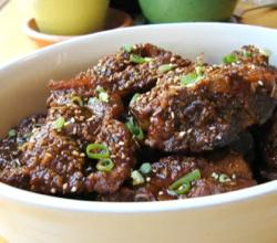 Root Beer Braised Lamb Shoulder Chops