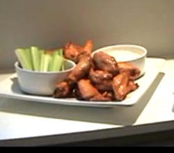 Traditional Buffalo Wings And Asian Chicken Wings
