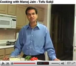 Manoj Jain's Take on Wonderful Tofu Delight