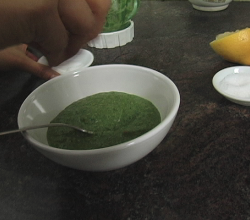 Coriander And Mint Chutney