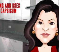 Cooking and Uses for Capsicum