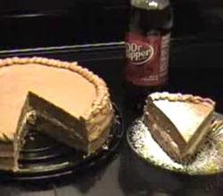 Homemade Dr. Pepper Cake