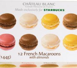 French Macaroons at Starbucks!!