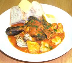 Fresh Seafood Stew