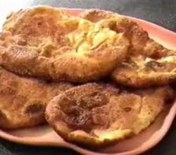 Crispy Fried Dough
