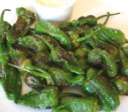 Quick Stir-Fried Spanish Padrones Peppers