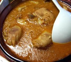 Fijian Goat Curry