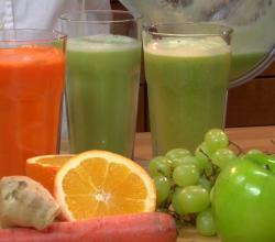 HomeMade Blended Juices
