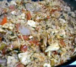 Easy Homemade Jambalaya