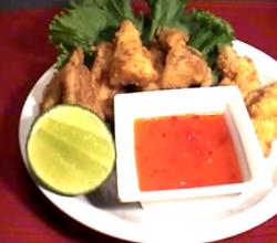 Thai Crispy Fried Fish