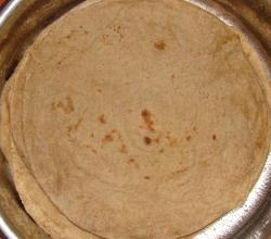 Indian Bread - Chapati