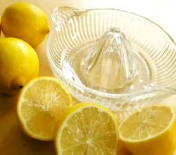 Juicing a Lemon