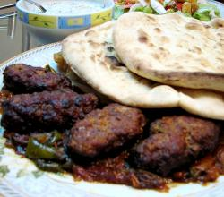 Kufta Kebab