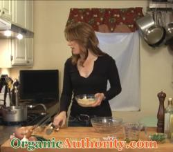 Lemon Herb Organic Quinoa Recipe