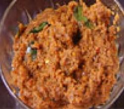 How To Make Carrot Pachadi