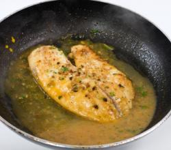 Mahi Mahi with Lemon Sauce