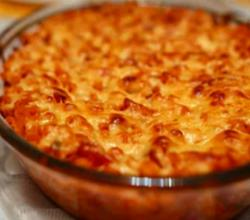 Italian Multi Cheese Macaroni