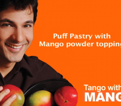Mango Powder Puffs