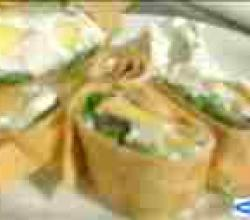 Chicken And Mango Wrap