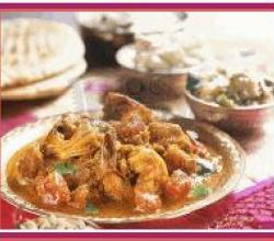 Prawns Masala in Coconut Gravy