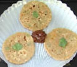 Shahi Vegetable Paratha