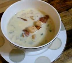 Delicious Scallop And Corn Chowder