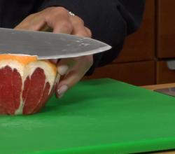 How To Segment A Grapefruit