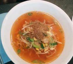 Korean Soybean Sprout Soup