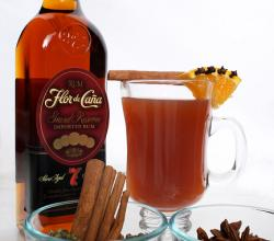 Spiced Rum Toddy