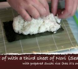 How to Make Spicy Sushi Crab