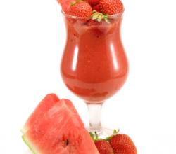 Strawberry and Watermelon Smoothie