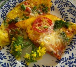 Tamara's Italian Frittata- An Easy and Yummy dish!