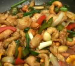 Chicken Cashew Stir Fry